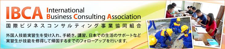 国際ビジネスコンサルティング事業協同組合